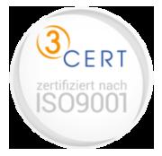 3CERT_ISO9001